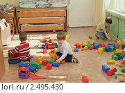 Купить «Группа в детском саду», фото № 2495430, снято 4 марта 2011 г. (c) Типляшина Евгения / Фотобанк Лори