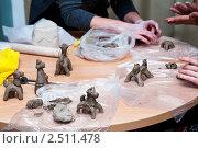 Купить «Детское творчество», фото № 2511478, снято 9 апреля 2011 г. (c) Вадим Орлов / Фотобанк Лори