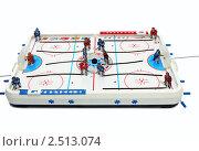 Купить «Настольный хоккей», фото № 2513074, снято 25 февраля 2011 г. (c) Татьяна Белова / Фотобанк Лори