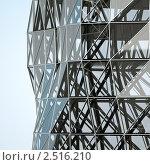 Купить «Архитектурная абстракция», иллюстрация № 2516210 (c) Юрий Бельмесов / Фотобанк Лори