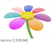 Купить «Цветок», иллюстрация № 2518042 (c) Иван Полушкин / Фотобанк Лори