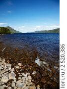 Озеро Лох-Несс. Стоковое фото, фотограф Serg Zastavkin / Фотобанк Лори