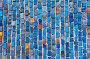 Абстрактный мозаичный фон, фото № 2525942, снято 10 мая 2011 г. (c) FotograFF / Фотобанк Лори