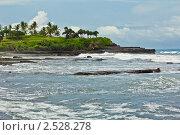 Тропический пляж. Бали, Индонезия (2011 год). Стоковое фото, фотограф Ольга Дудина / Фотобанк Лори