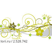 Купить «Цветочный фон», иллюстрация № 2528742 (c) Павел Коновалов / Фотобанк Лори