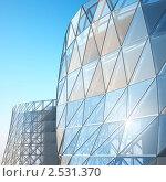Купить «Архитектурная абстракция», иллюстрация № 2531370 (c) Юрий Бельмесов / Фотобанк Лори
