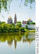 Купить «Новодевичий монастырь. Москва», фото № 2547942, снято 22 мая 2011 г. (c) Екатерина Овсянникова / Фотобанк Лори