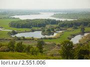 Купить «Родные просторы. Нижегородская область», эксклюзивное фото № 2551006, снято 21 мая 2011 г. (c) Gagara / Фотобанк Лори