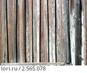 Стена сарая. Стоковое фото, фотограф Скляров Игорь Сергеевич / Фотобанк Лори