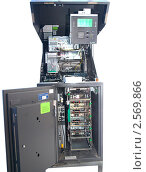 Купить «Открытый банкомат», эксклюзивное фото № 2569866, снято 11 мая 2011 г. (c) Евгений Ткачёв / Фотобанк Лори