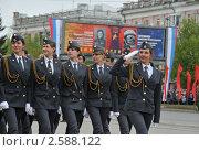 Купить «В парадном строю», эксклюзивное фото № 2588122, снято 9 мая 2011 г. (c) Free Wind / Фотобанк Лори