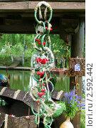Купить «Фестиваль флористики « Цветень», букеты и композиции из цветов на фоне природы», фото № 2592442, снято 4 июля 2010 г. (c) ElenArt / Фотобанк Лори
