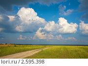Купить «Летний пейзаж», фото № 2595398, снято 11 июля 2010 г. (c) Яков Филимонов / Фотобанк Лори