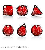 Купить «Этикетки, ярлыки», иллюстрация № 2596338 (c) Aqua / Фотобанк Лори
