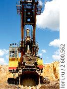 Купить «В карьере», фото № 2600562, снято 9 июня 2011 г. (c) Хайрятдинов Ринат / Фотобанк Лори