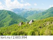 Горы. Нагорный Карабах (2011 год). Стоковое фото, фотограф E. O. / Фотобанк Лори