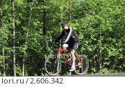 Вело марафон (2011 год). Редакционное фото, фотограф Умуд  Асланов / Фотобанк Лори