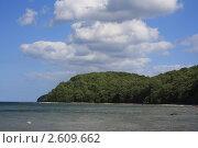 Купить «Есть на море утес...», фото № 2609662, снято 25 мая 2011 г. (c) Борис Кунин / Фотобанк Лори