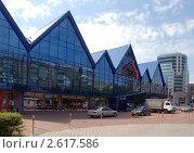 Купить «Калининград. Современные здания», эксклюзивное фото № 2617586, снято 19 мая 2011 г. (c) Svet / Фотобанк Лори