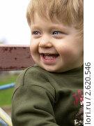 Мальчик. Стоковое фото, фотограф Столыпин Борис / Фотобанк Лори