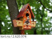 Кукольный скворечник (2011 год). Редакционное фото, фотограф Андрей Дмитриев / Фотобанк Лори