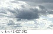 Купить «Облака - таймлапс», видеоролик № 2627382, снято 18 июля 2010 г. (c) Гурьянов Андрей / Фотобанк Лори