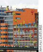 Купить «Здание Roggendorf-Haus, Дюссельдорф, Германия», фото № 2631802, снято 19 июня 2011 г. (c) Fro / Фотобанк Лори