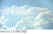 Купить «Облака. Таймлапс», видеоролик № 2643582, снято 15 июля 2010 г. (c) Арсений Герасименко / Фотобанк Лори