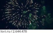 Купить «Фейерверк», видеоролик № 2644478, снято 15 мая 2011 г. (c) Алексей Кузнецов / Фотобанк Лори