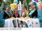 Купить «Праздник Сабантуй», фото № 2650474, снято 2 июля 2011 г. (c) Виктор Филиппович Погонцев / Фотобанк Лори