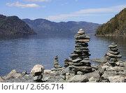 Купить «Телецкое озеро», эксклюзивное фото № 2656714, снято 4 мая 2011 г. (c) Free Wind / Фотобанк Лори