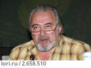 Купить «Валентин Васильевич Тепляков», фото № 2658510, снято 11 июля 2011 г. (c) Архипова Екатерина / Фотобанк Лори