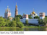 Новодевичий монастырь. Хамовники. Москва, эксклюзивное фото № 2666650, снято 6 июня 2011 г. (c) Александра М. / Фотобанк Лори
