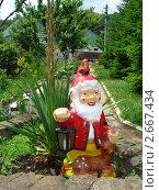 Санта Клаус в Адыгее (2011 год). Редакционное фото, фотограф Светлана Курц / Фотобанк Лори