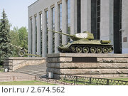 Купить «Центральный музей вооруженных сил», эксклюзивное фото № 2674562, снято 21 июля 2011 г. (c) Алёшина Оксана / Фотобанк Лори