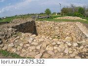 Купить «В музее-заповеднике Танаис», фото № 2675322, снято 14 мая 2011 г. (c) Борис Панасюк / Фотобанк Лори