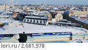 Крыши (2011 год). Редакционное фото, фотограф Анна Груздева / Фотобанк Лори