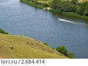Купить «Северский Донец», фото № 2684414, снято 18 июня 2011 г. (c) Борис Панасюк / Фотобанк Лори