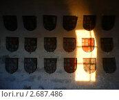 Рыцарские ордена. Стоковое фото, фотограф Григорьева Полина / Фотобанк Лори