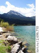 Купить «Пейзаж. Коринфос», фото № 2696710, снято 10 апреля 2011 г. (c) EXG / Фотобанк Лори