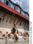 Купить «Старая постройка. Отель. Коринфос», фото № 2696714, снято 10 апреля 2011 г. (c) EXG / Фотобанк Лори