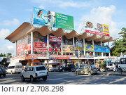 Купить «Сочинский автовокзал», эксклюзивное фото № 2708298, снято 13 июня 2011 г. (c) Анна Мартынова / Фотобанк Лори