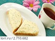 Купить «Завтрак для любимой», фото № 2710682, снято 10 августа 2011 г. (c) Peredniankina / Фотобанк Лори