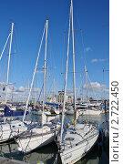 Яхты. Остенде, Бельгия (2011 год). Редакционное фото, фотограф Илюхина Наталья / Фотобанк Лори