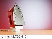Купить «Новый утюг», фото № 2726446, снято 1 августа 2010 г. (c) Elnur / Фотобанк Лори