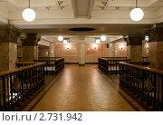 """Станция метро """"Комсомольская"""" (2011 год). Редакционное фото, фотограф Яна Матвеева / Фотобанк Лори"""
