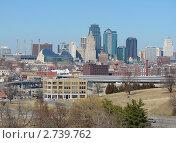 США. Вид на Канзас-Сити. (2011 год). Редакционное фото, фотограф Татьяна Сысоева / Фотобанк Лори