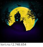 Купить «Замок ведьмы», иллюстрация № 2748654 (c) Владимир / Фотобанк Лори