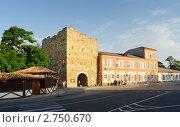 Гезлевские ворота. Евпатория, Крым (2011 год). Стоковое фото, фотограф Алексей Голубенко / Фотобанк Лори