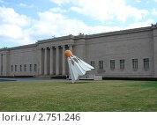 США. Музей современного искусства в Канзас-Сити (2011 год). Редакционное фото, фотограф Татьяна Сысоева / Фотобанк Лори